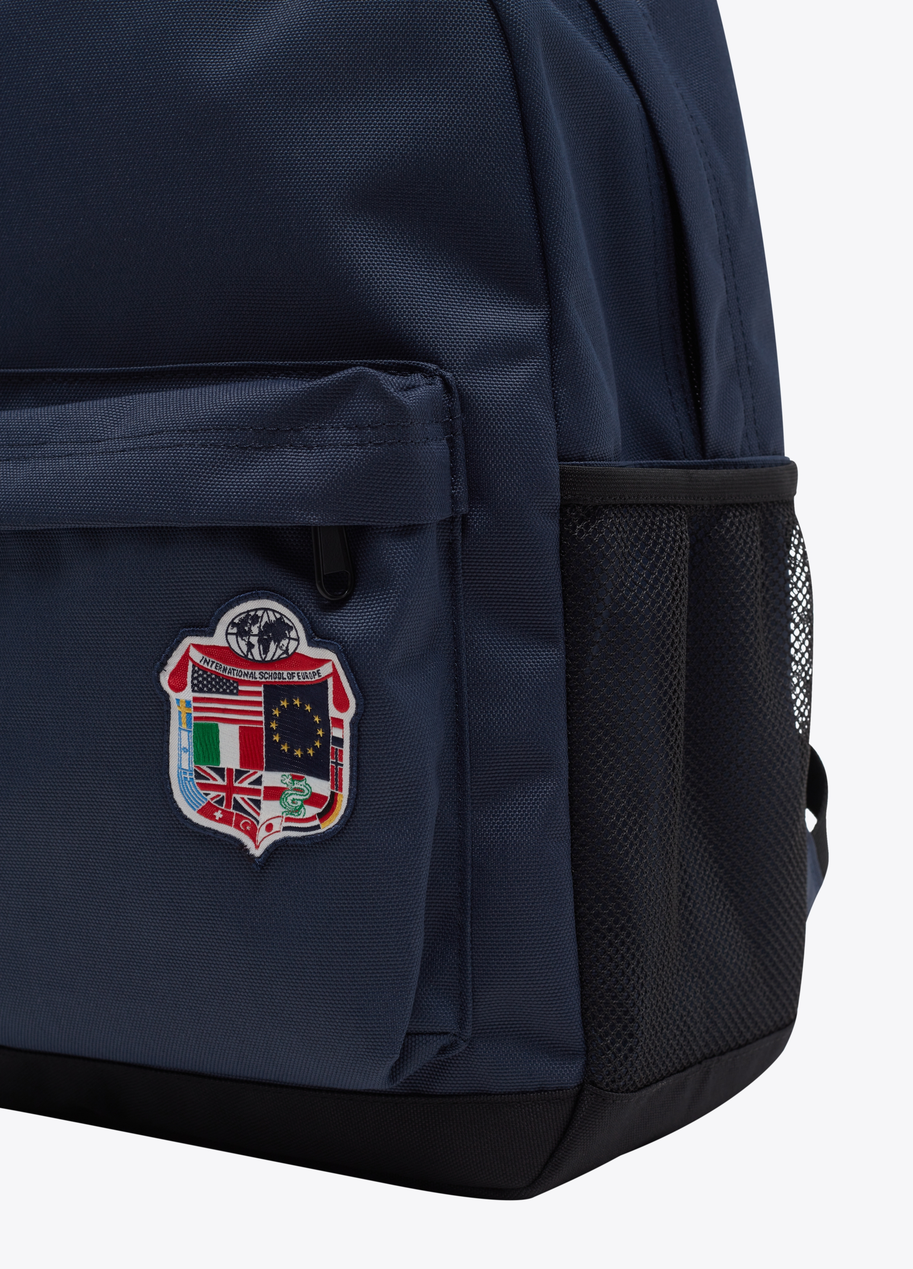 Solid colour backpack
